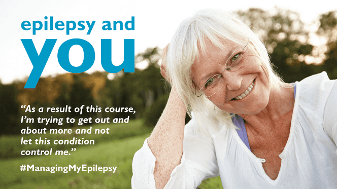 Epilepsy and you courses